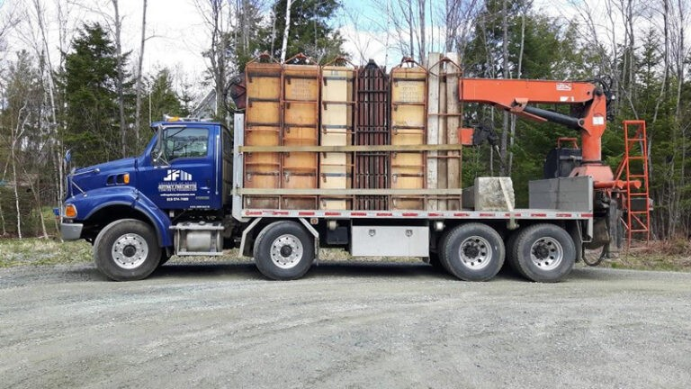 Project: concrete construction contractor