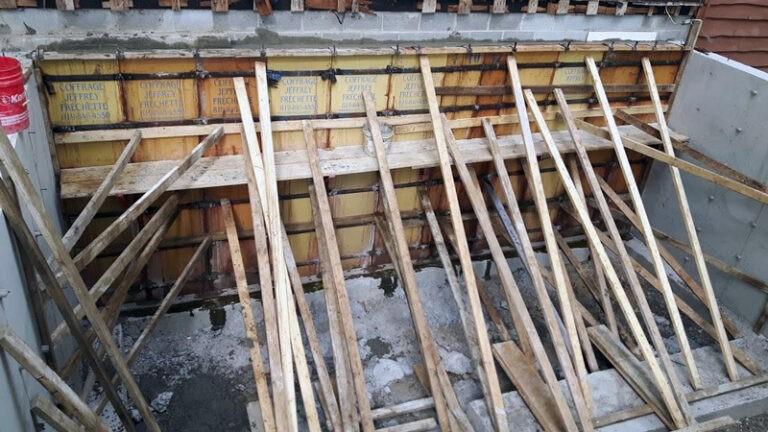 Project: concrete framework